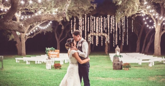 Austin hill country wedding venue